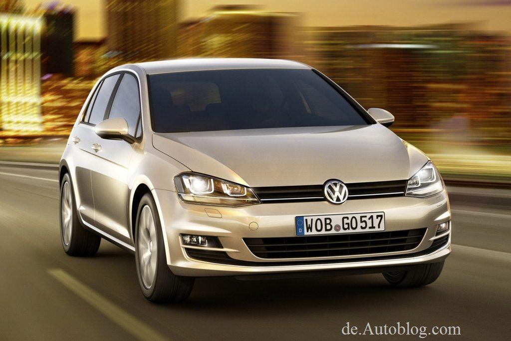 Das beliebteste Auto Deutschlands, beste Auto, VW Golf, VW Golf VII, der golf, das beste auto, das beliebteste Auto, Gelber Engel, Leserwahl, ADA