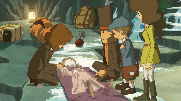 Professor Layton And The Azran Legacy Cheats And Tips