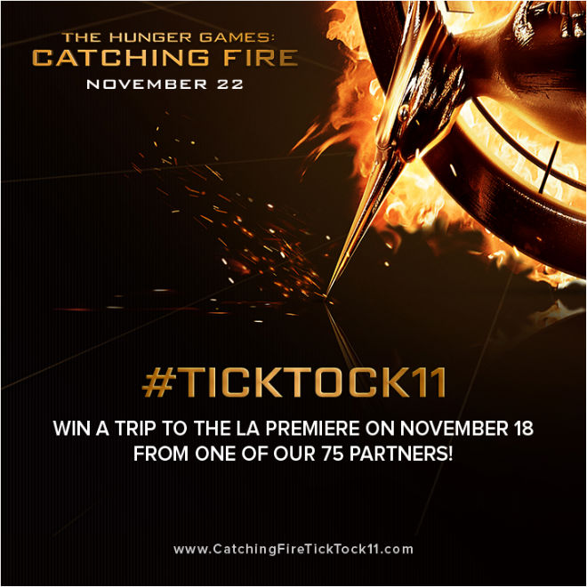 catching fire ticket giveaway
