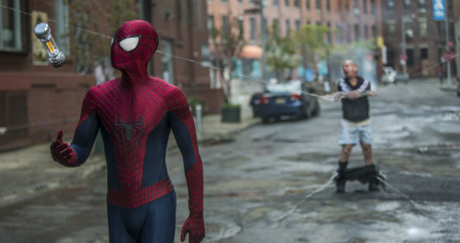 amazing spider-man 2 35 minutes
