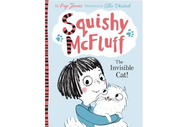 Squishy McFluff, the new children's books by Parentdish writer Pip Jones