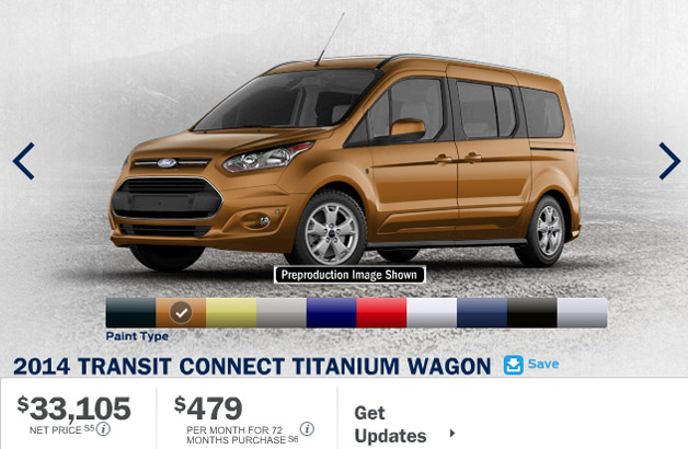 the second generation ford transit connect is almost upon us and