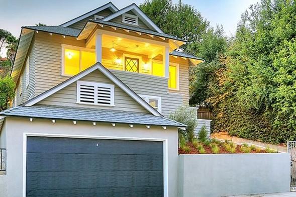 Fred Armisen house LA