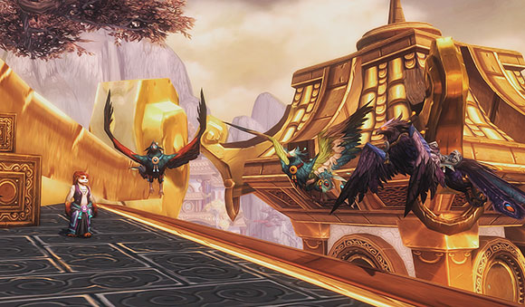 Challenge Mode Mounts
