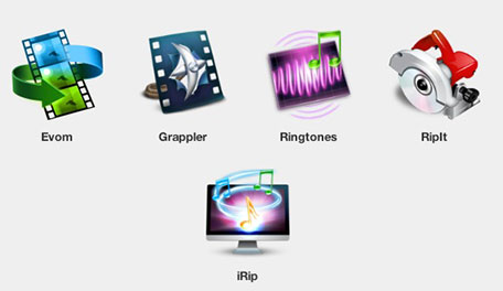 The Little App Factory icons