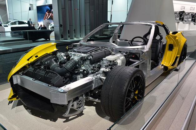 2015 Chevrolet Corvette Stingray Z06    Monte Carlo Forum