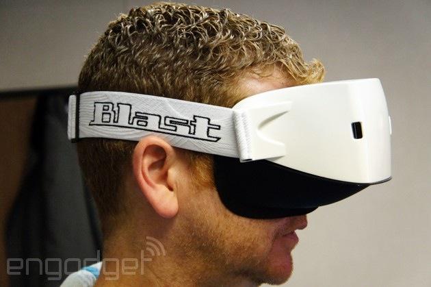 Oculus Blast