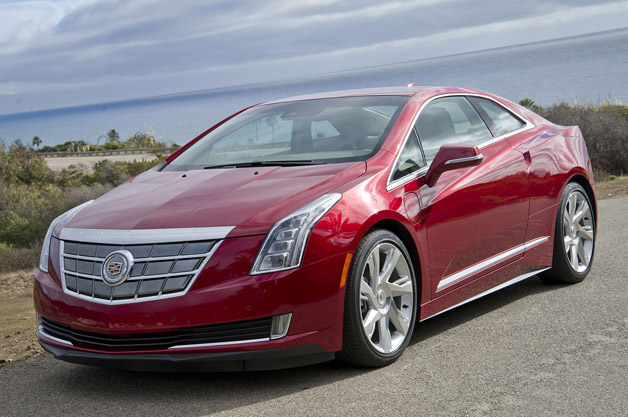 2014 Cadillac Elr First Drive