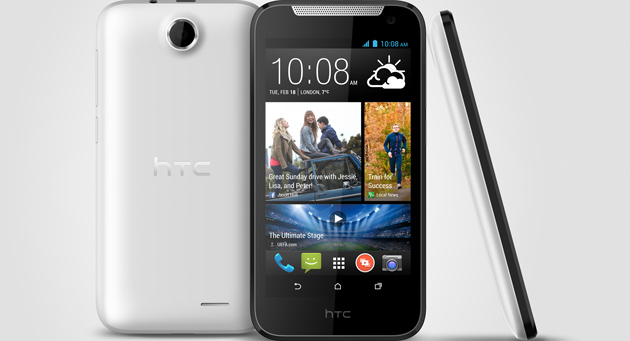 HTC's overpriced Desire 310 ready to underwhelm Europe in ...