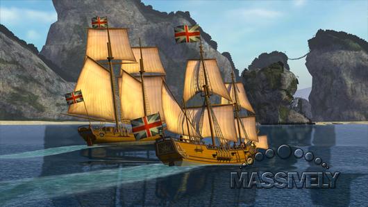 Pirates of the Burning Sea duo