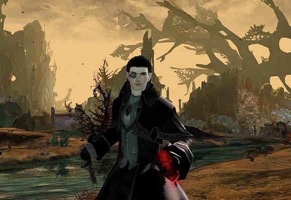 Necromancer in Orr
