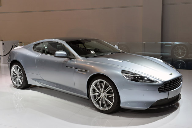 Aston Martin DB9 Centenary Edition