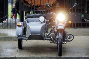 2014 Ural Gear Up