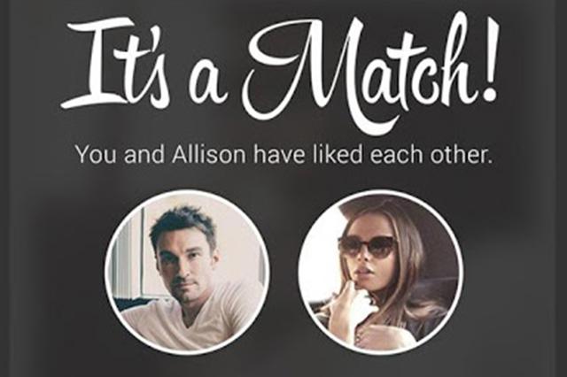 match butikk tinder date
