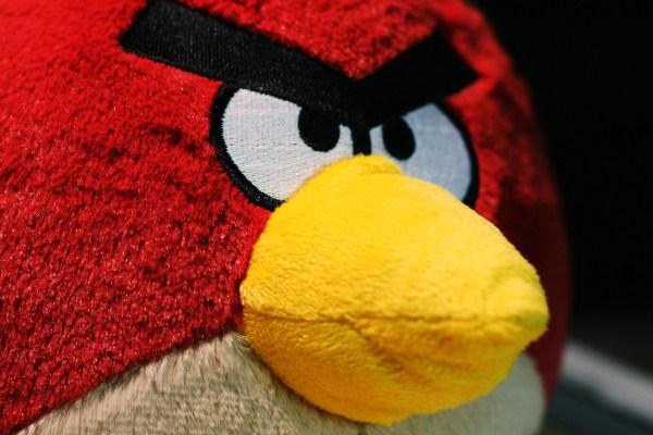 La NSA utilizó Angry Birds y otras aplicaciones 'inseguras' para espiar a sus usuarios
