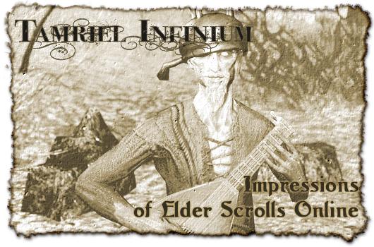Tamriel Infinium: Impressions of Elder Scrolls Online