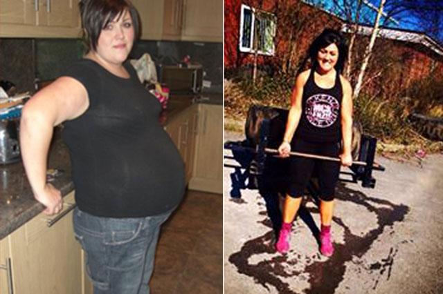 weight loss mum