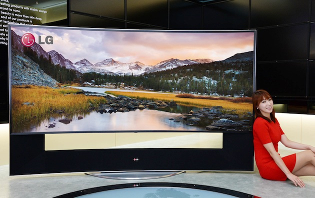 With webOS and wearables, LG's moving beyond just displays at CES