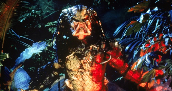 PREDATOR, 1987. TM & Copyright ©20th Century Fox Film Corp. All rights reserved/courtesy Everett Collection