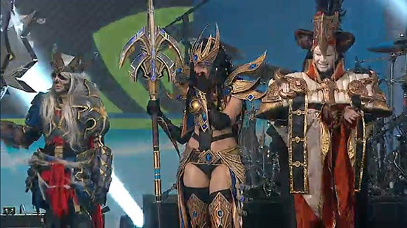 Blizzcon 2013 Costume Contest
