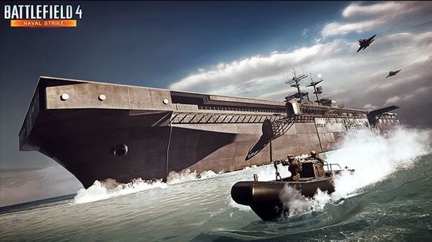 Battlefield 4's Carrier Assault Mode Explained