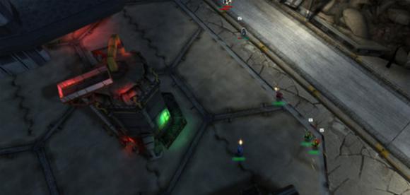 Line of Defense Tactics screenshot
