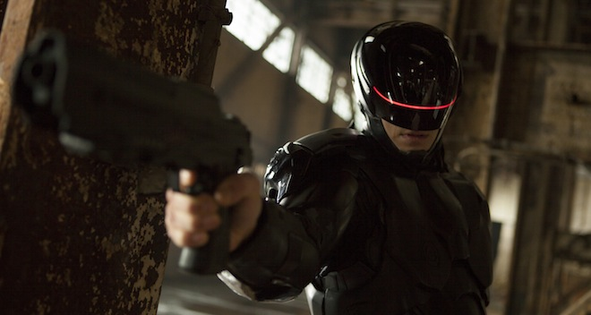 Weekend Movies RoboCop Moviefone