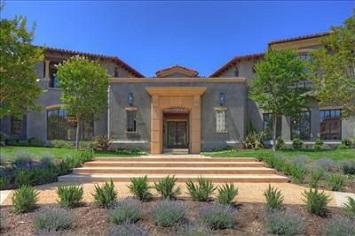 Kourtney Kardashian home