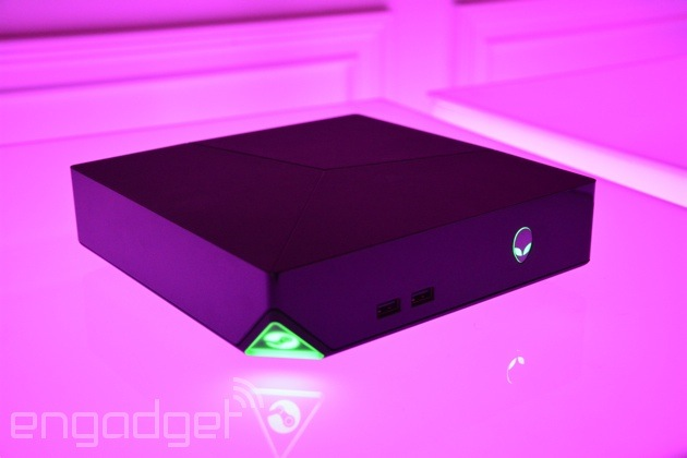 Alienware, Steam Machine