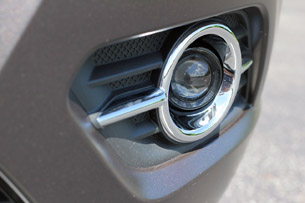 2013 Buick Encore fog light