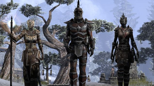 PS4 Will Have An Exclusive Beta of The Elder Scrolls Online