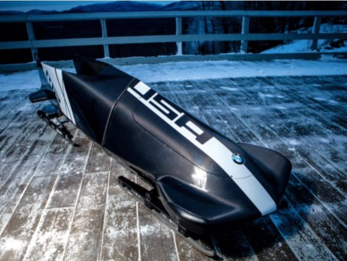 bmw, bmw team usa, bobsled, Olympische Spiele, Olympia, Russland,  sochi, sochi 2014,  team usa, video, Olympische Winterspiele, driving on ice, Bob, Schlitten, Bob Team USA