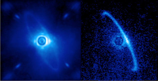 Gemini Planet Imager photographs alien worlds in just a minute