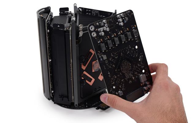 iFixit Mac Pro teardown