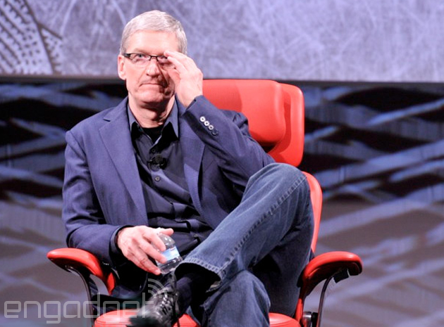 There is no backdoor. The government doesn't have access to our servers :    Tim Cook, CEO of Apple