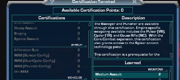 PlanetSide screenshot