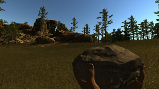 Zombie survival game Rust removes zombies, keeps the survival part