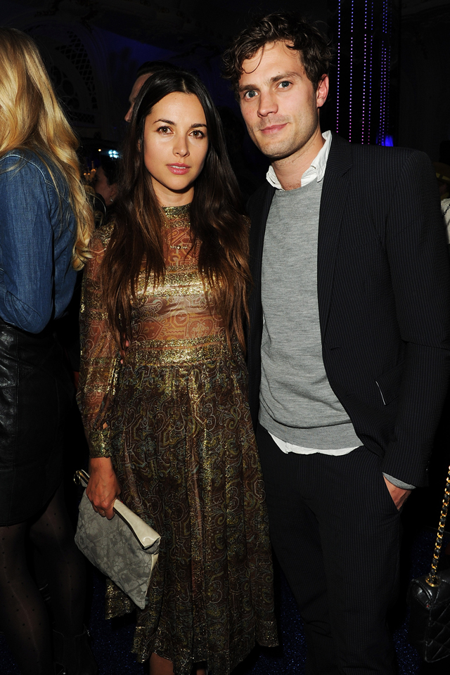 Amelia Warner couple