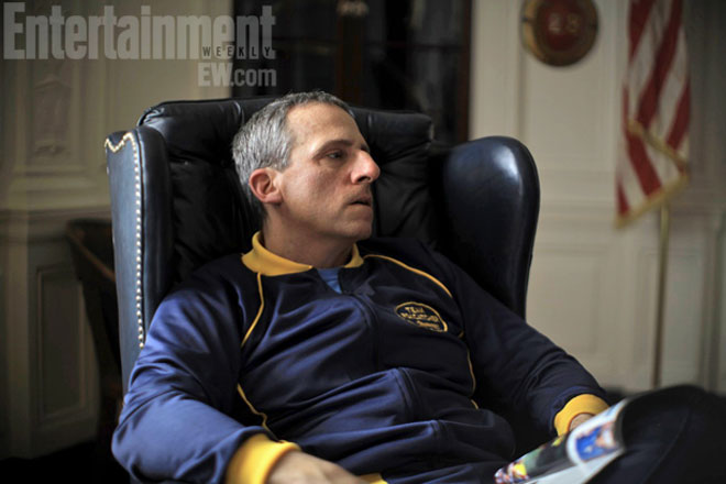 Steve Carell in 'Foxcatcher'