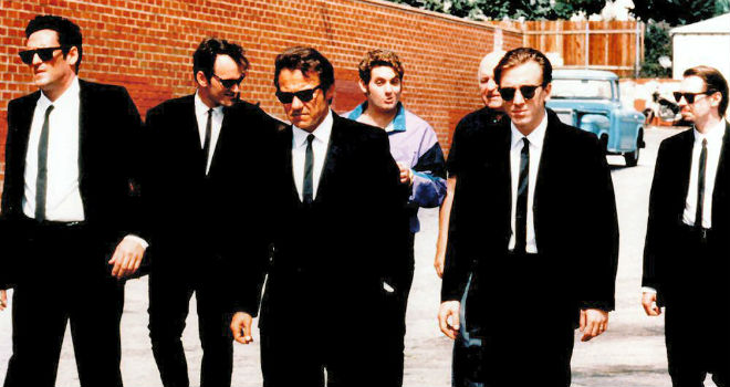 reservoir dogs twitter
