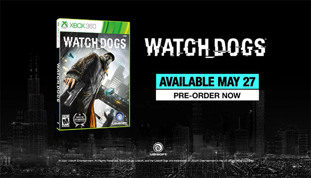 Watch Dogs arrives on May 27th