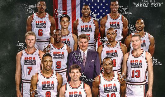 The original Dream Team
