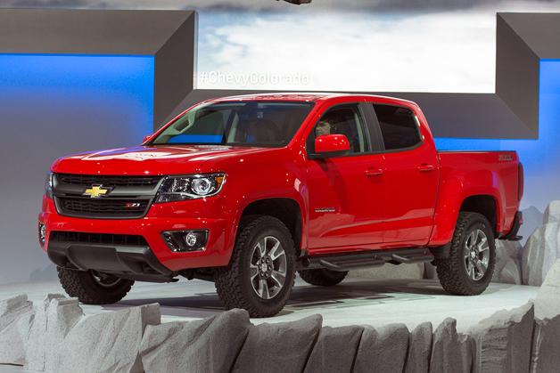 Chevy Colorado 2014 For Sale