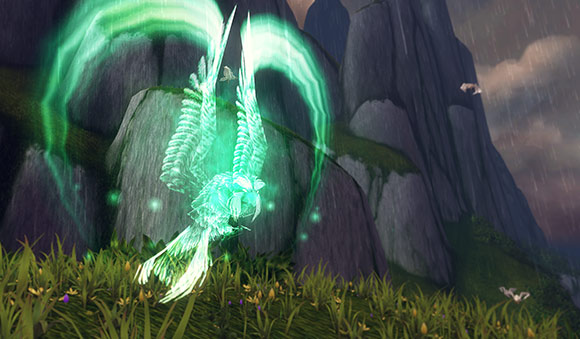 Scattered Shots Why Every Hunter Needs A Tallstrider Pet Engadget