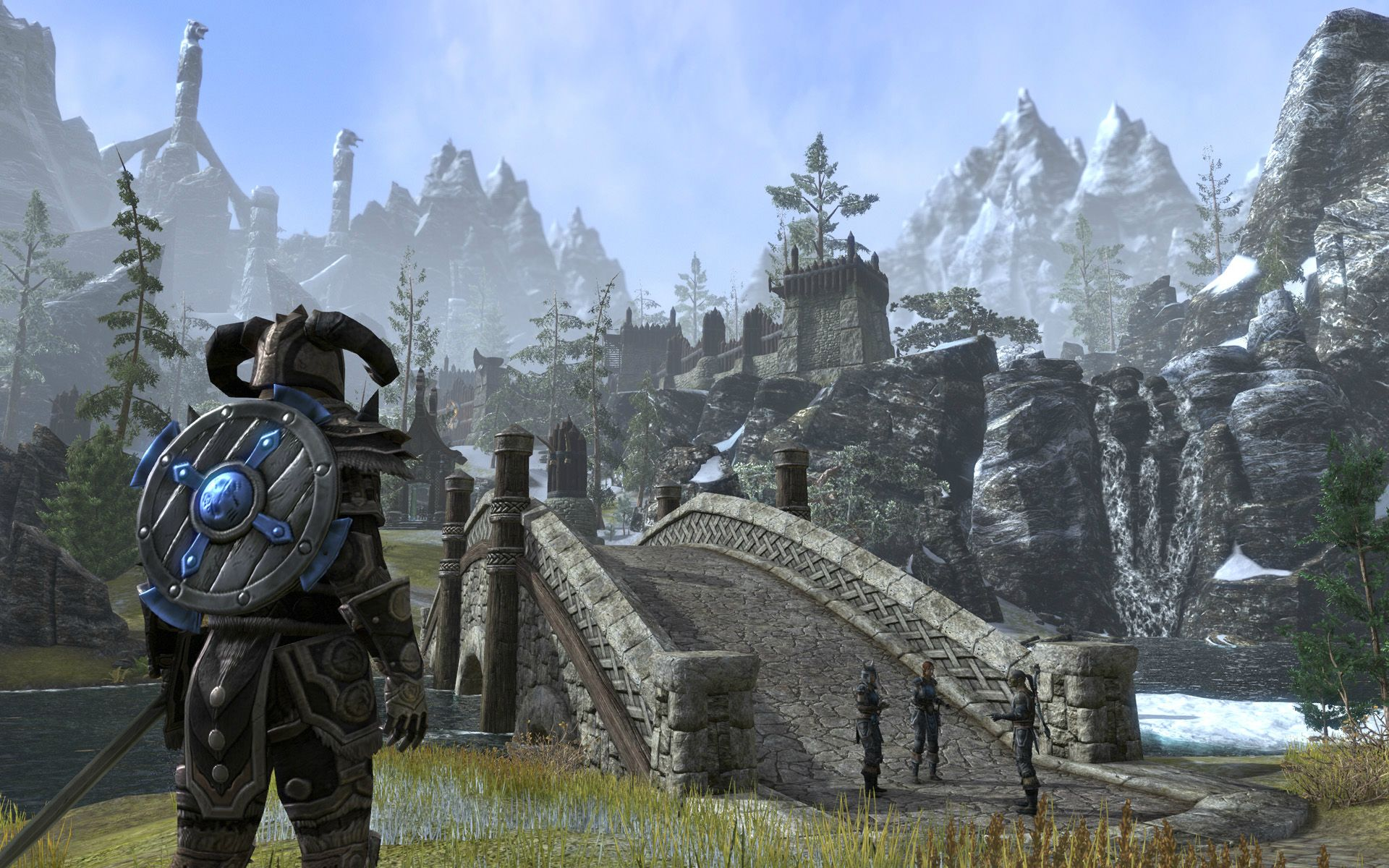 The 10 Most Exciting Features of The Elder Scrolls Online