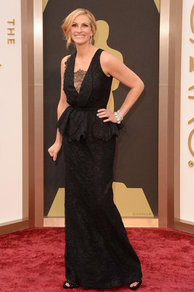 Oscars 2014 Julia Roberts