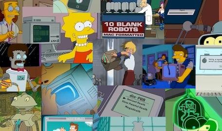 Bild zu «Simpsons und Futurama: Alle Hinweise auf Apple zusammengetragen»