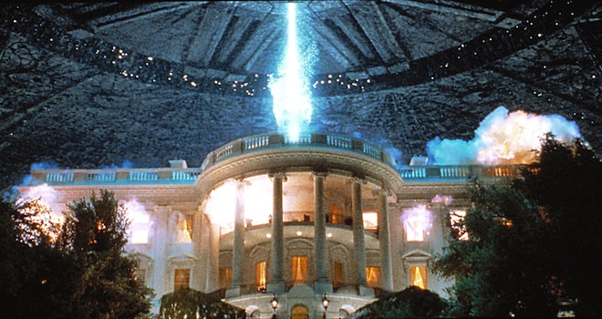 Disaster Movie Mistakes Independence Day