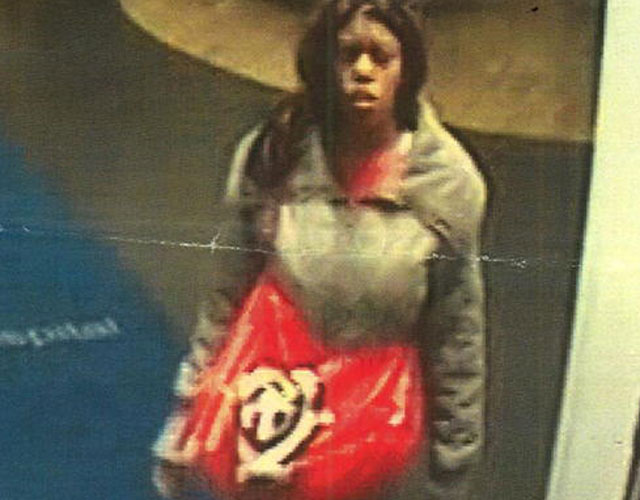 Police hunt woman who attempted to snatch three-week-old baby