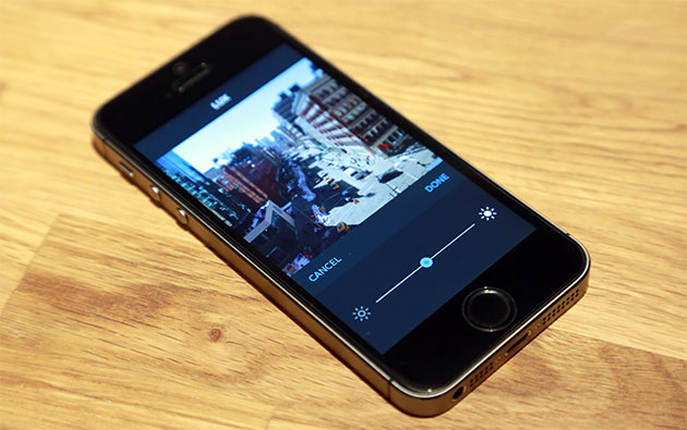 Instagram does your selfies a favor with an improved Lux feature for iOS